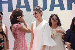Priyanka Chopra Latest Pictures in Stylish Short Dress at Dil Dhadakne Do Music Launch ~ Celebs Next