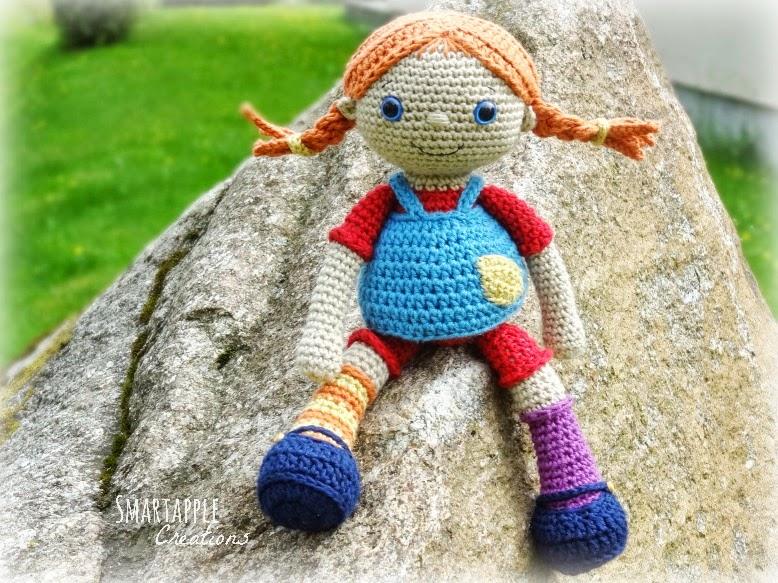 Amigurumi Pippi Yapilisi : Smartapple Creations - amigurumi and crochet: Crochet ...