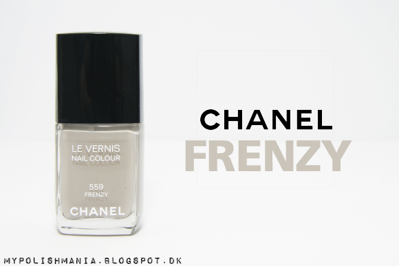 Chanel 559 Frenzy Nail Polish