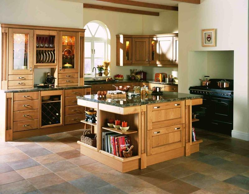 farm kitchen Tipos de Projeto da cozinha