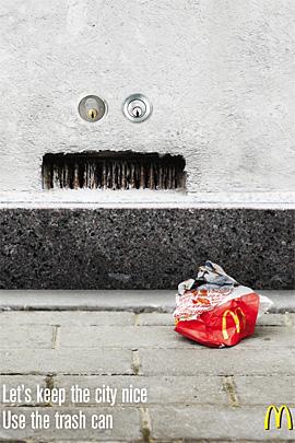 Amazing McDonald Advertisements