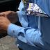 Un motociclista fue detenido en Estelí por agredir a un policía de tránsito.