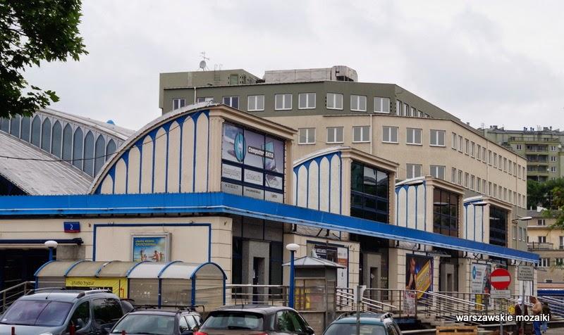 Warszawskie Mozaiki Hala Kopińska