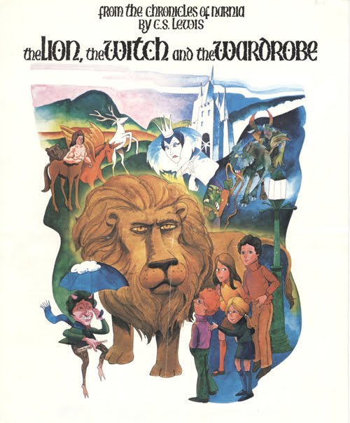 Original Lion Witch And The Wardrobe Movie: Mild Slopes: The Lion The Witch And The Wardrobe 1979