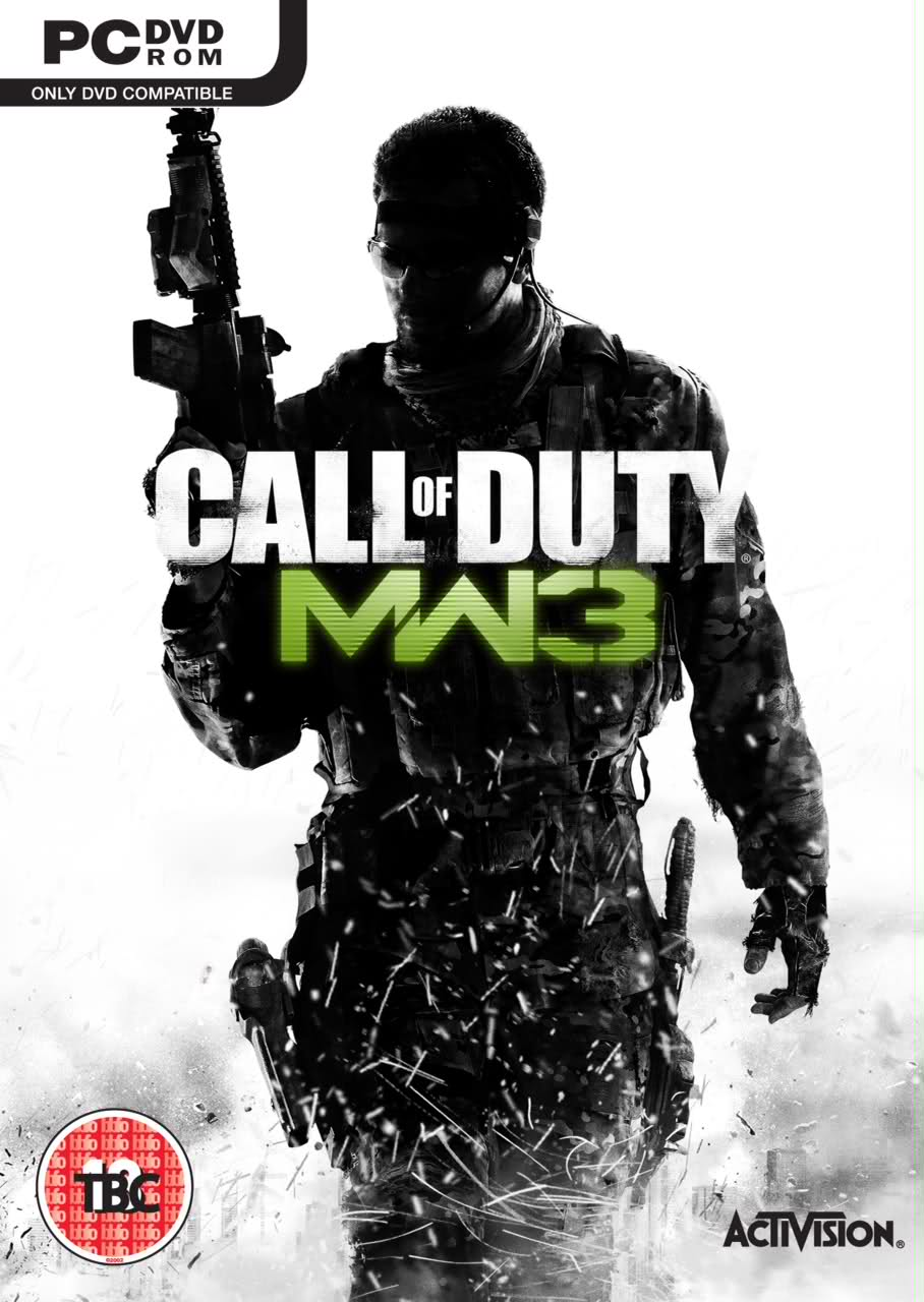 Call of Duty: Modern Warfare 3 [MultiPlayer Only] (2011-2012/RUS-ENG)-(SERVER FULL)