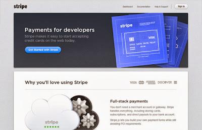 strip payment gateway