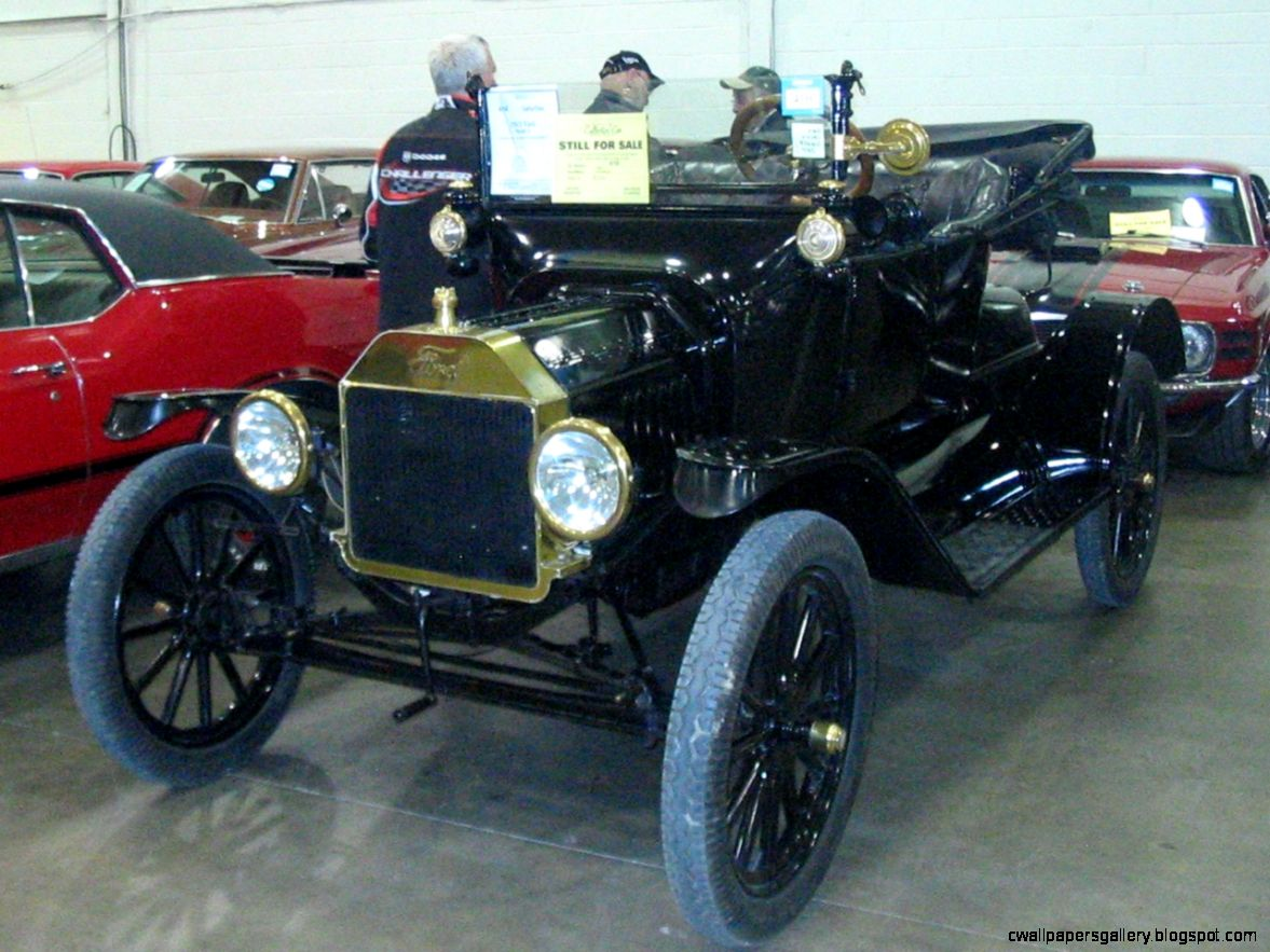 File15 Ford Model T Toronto Spring 12 Classic Car Auction