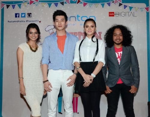 Malaysia, Berita, Gossip, Selebriti, Artis Malaysia, 'Autumn Di Hatiku', Tidak, Cedok, Drama, Korea