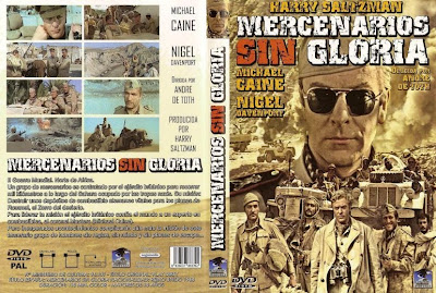 Cover, caratula, dvd: Mercenarios sin gloria | 1968 | Play Dirty