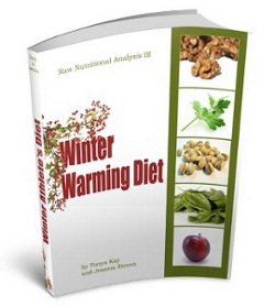 RAW ANALYSIS III: WINTER DIET