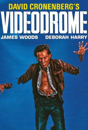 Videodrome – A Síndrome do Vídeo Dublado