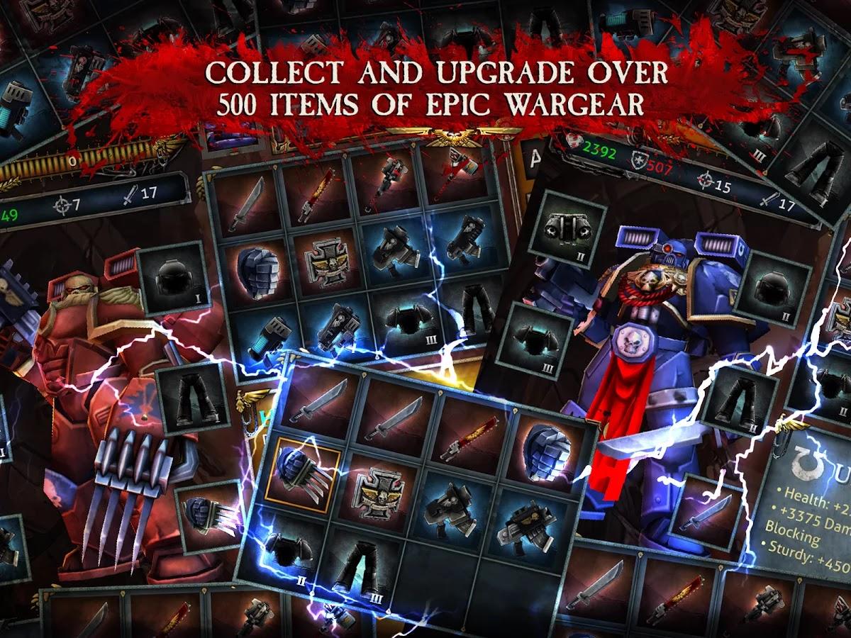 Warhammer 40,000: Carnage v181731