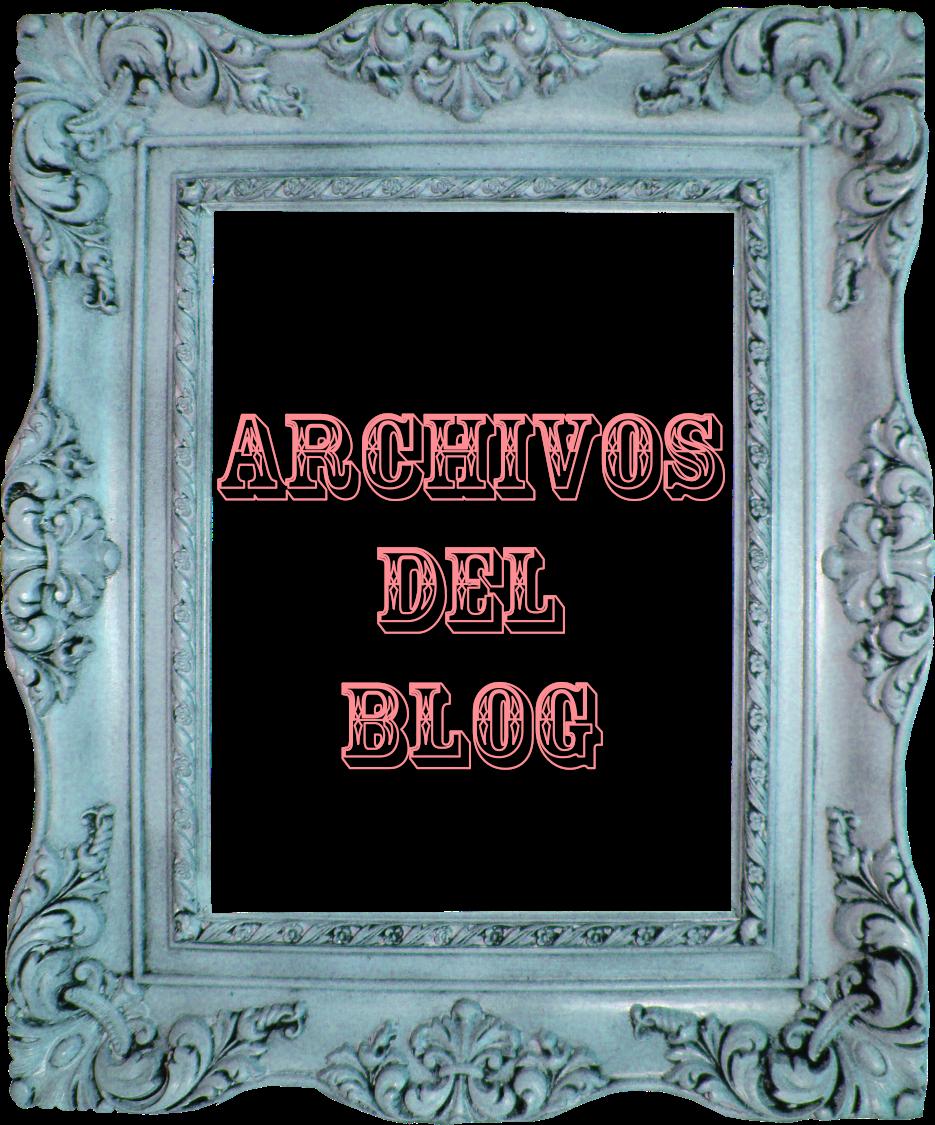 archivos del blog