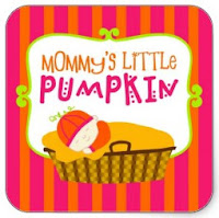 Mommy's Little Pumpkin Stickers