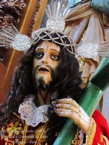 III Domingo de Cuaresma - Jesús Nazareno - Templo Santo Domingo