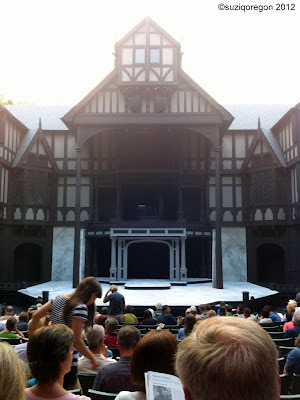 Oregon Shakespeare Festival Elizabethan Theater