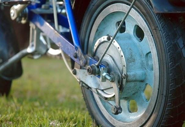 coaster brake sepeda