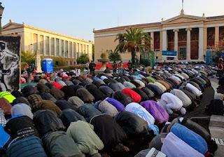 Parlemen Yunani Setujui Pembangunan Masjid Athena