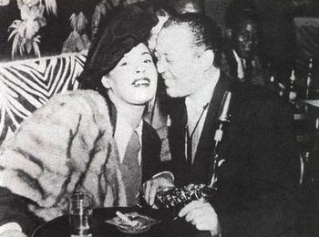 lester young e billie holiday (1952)