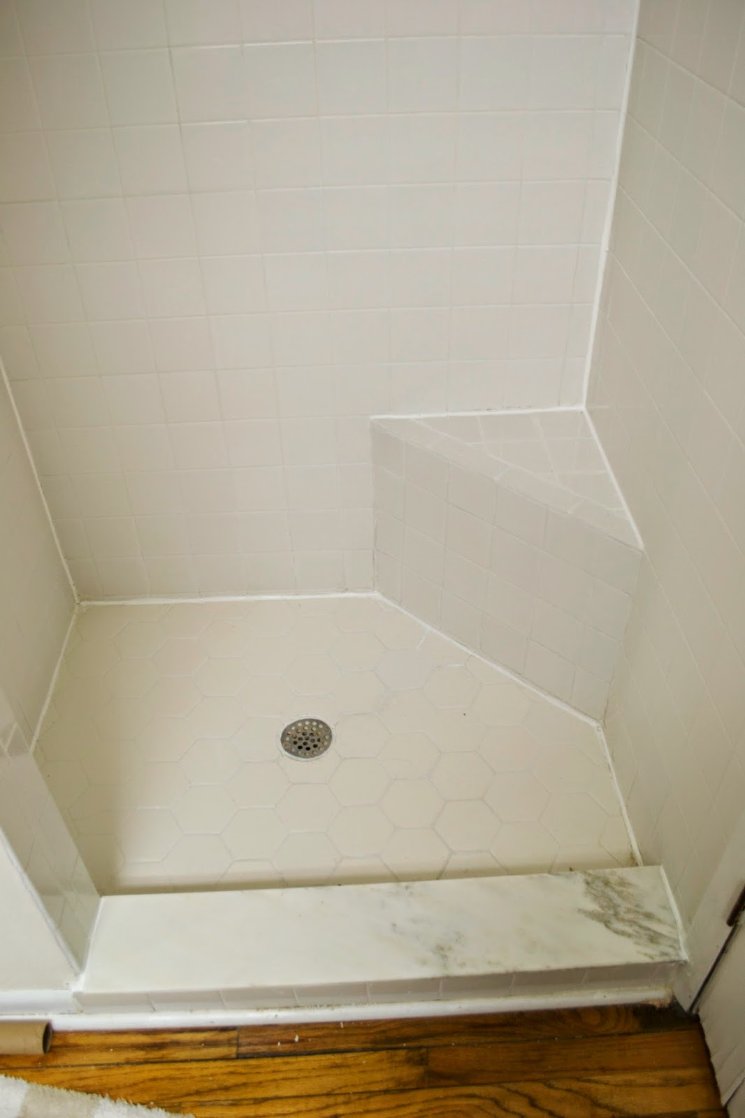 Seesaws and Sawhorses: Tile Grout Conquered