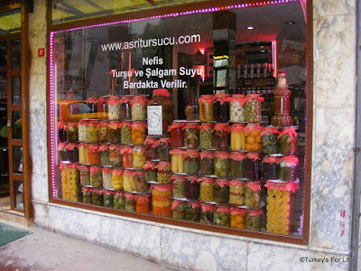 Istanbul Pickle Shop