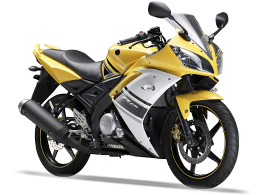 Yellow Yamaha R15 Color