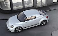 Volkswagen E-Bugster Concept top