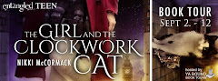 The Girl and the Clockwork Cat - 5 September