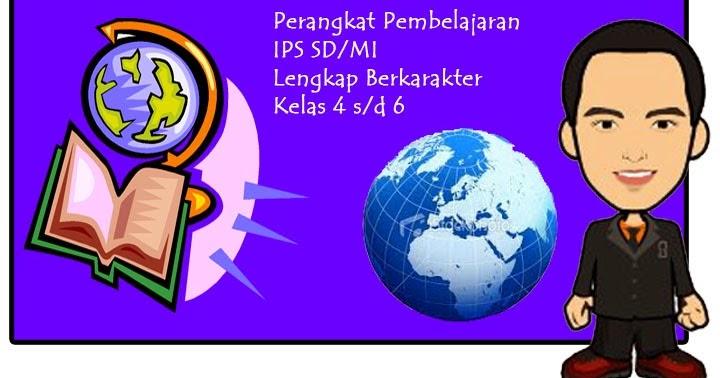 Rpp Silabus Ips Sd Mi Berkarakter Putra Media
