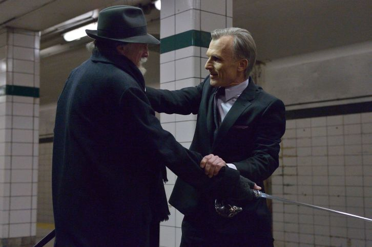 The Strain - Episode 1.07 - For Services Rendered - Promotional Photos