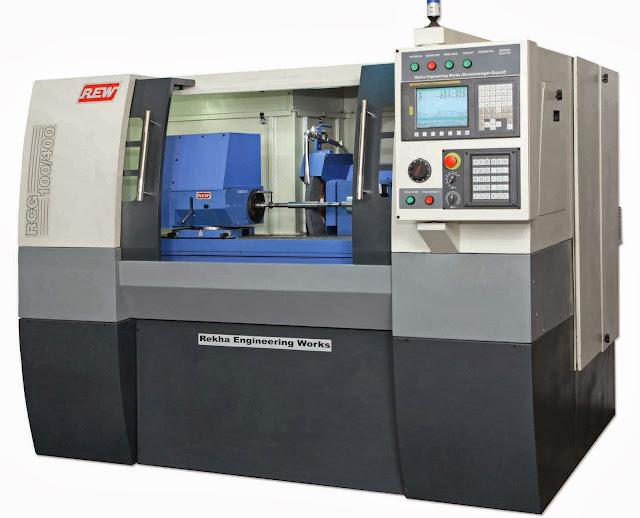 Cnc Grinding Machines-Rekha Industries