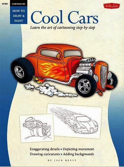 Learn the Art of Cartooning Step by Step
