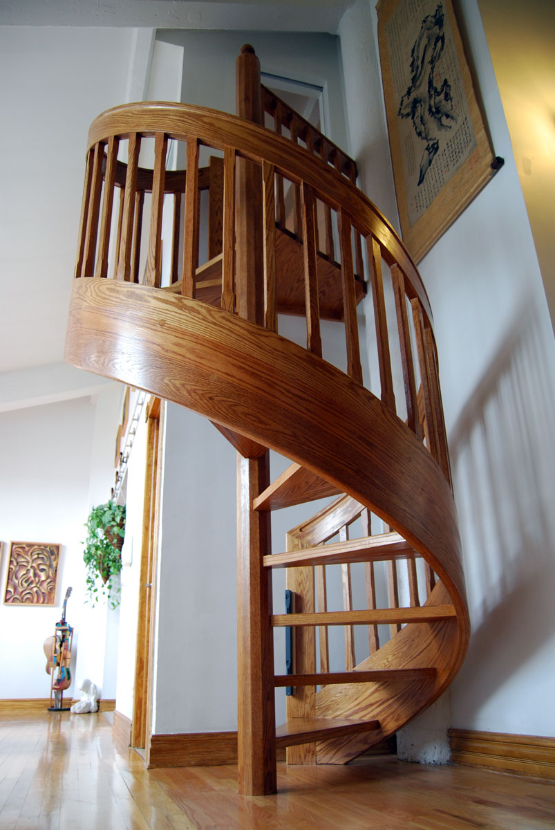 space%2Bsaving%2Bstaircase - 32+ Small Space Staircase Design For Small House Pictures