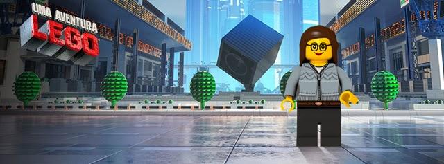 Minifigura Uma Aventura Lego Recanto da Mi
