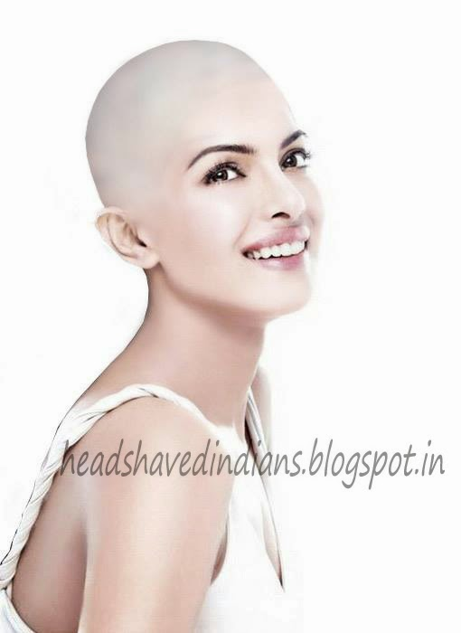 Head Shaved Indians Indian Celebrities Headshaving Photo