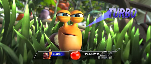 Screen Shot Of Hollywood Movie Turbo (2013) In Hindi English Full Movie Free Download And Watch Online at worldfree4u.com