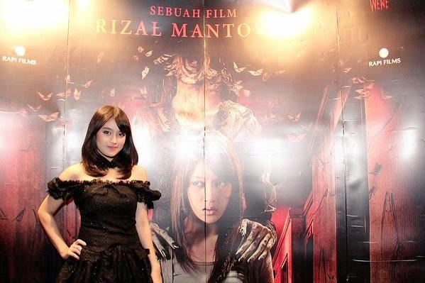 Foto Nabilah JKT48 Terbaru Film Wewe