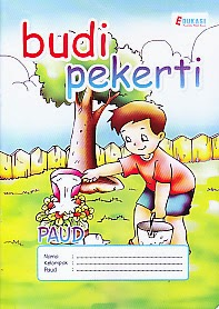 toko buku rahma: buku PAUD - BUDI PEKERTI, pengarang tim romiz asiy, penerbit ra