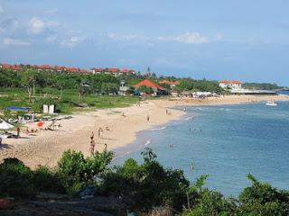 Tempat Lokasi Wisata Menarik Pantai Kuta Di Bali