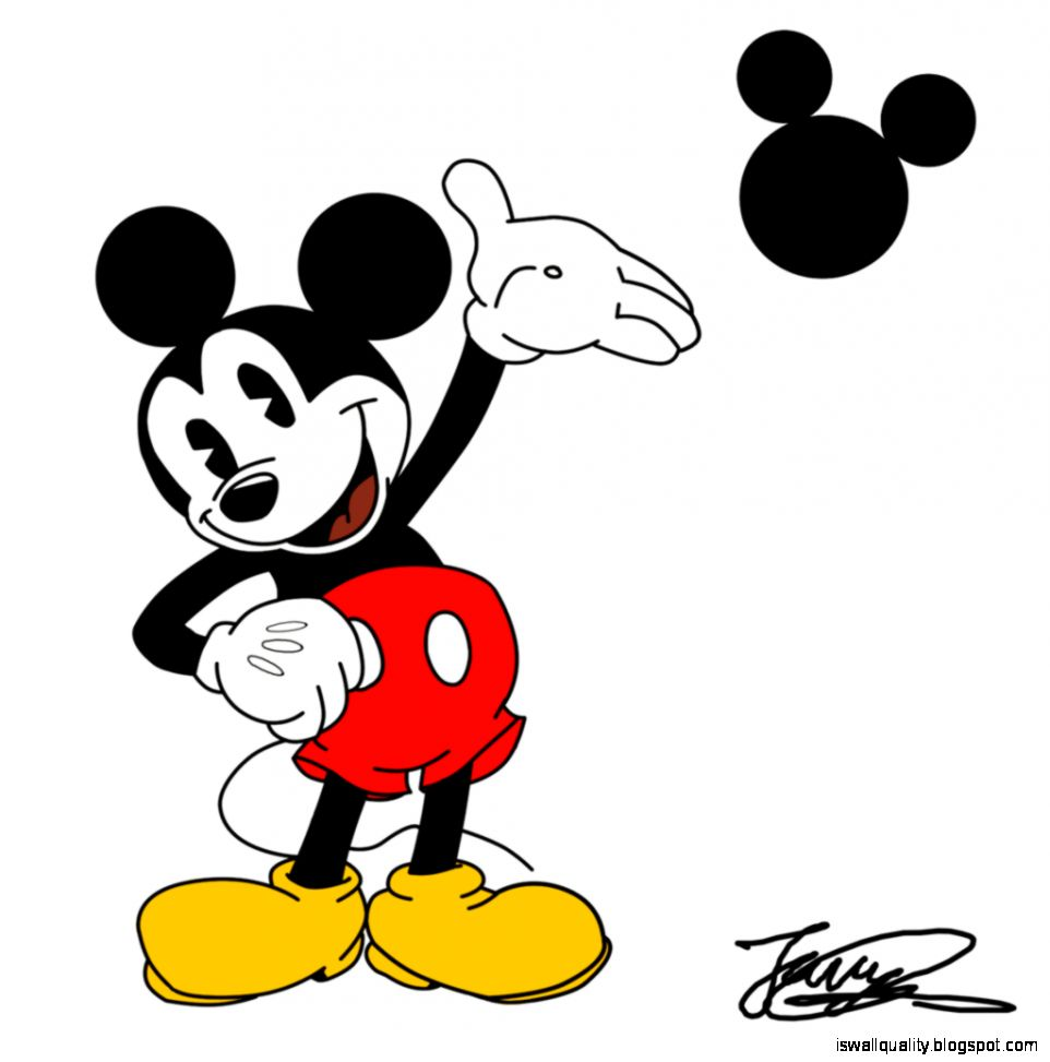 Mickey Mouse Wallpaper Hd For Android Wallpapers Quality