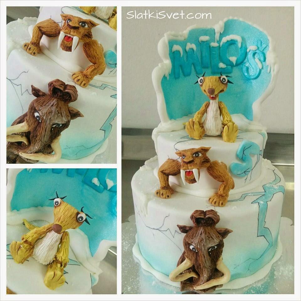 ice age torta , iceage cake, torte novi sad
