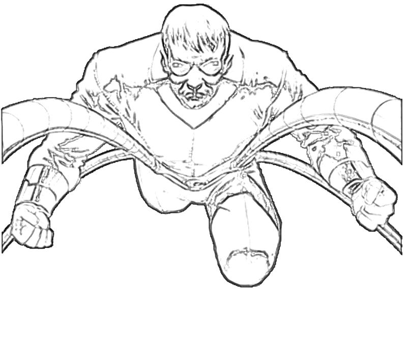 printable-doctor-octopus-move-coloring-pages
