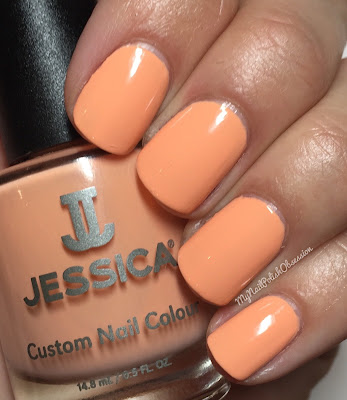 Jessica Cosmetics La Vie Boheme; Boho Babe