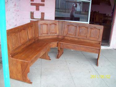 Algarrobo la deolinda algarrobo la deolinda mueble de cocina x mtro lineal 1500 - Banco esquinero cocina ...