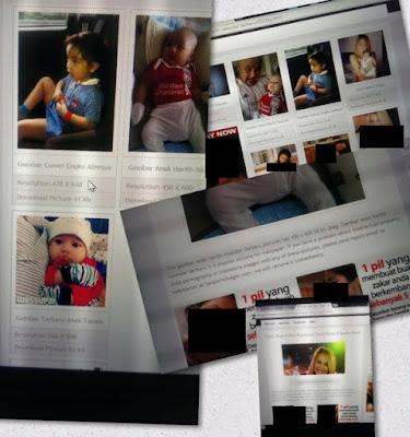 Harith Iskander Berang Selepas Gambar Anaknya Dimuatnaik Ke Laman Web Lucah
