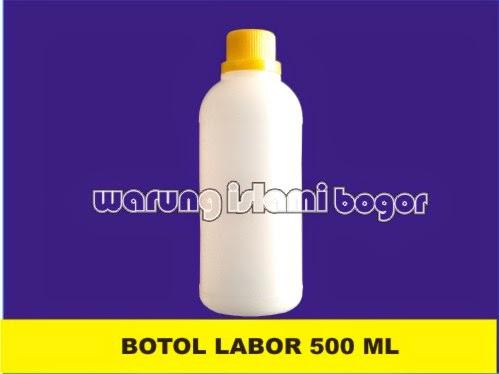 Jual Botol Madu Kemasan HDPE 500ml