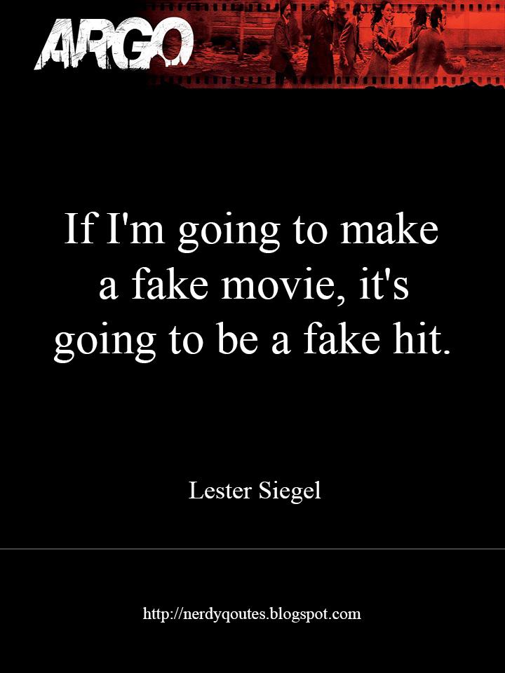 Argo Movie Quote-3