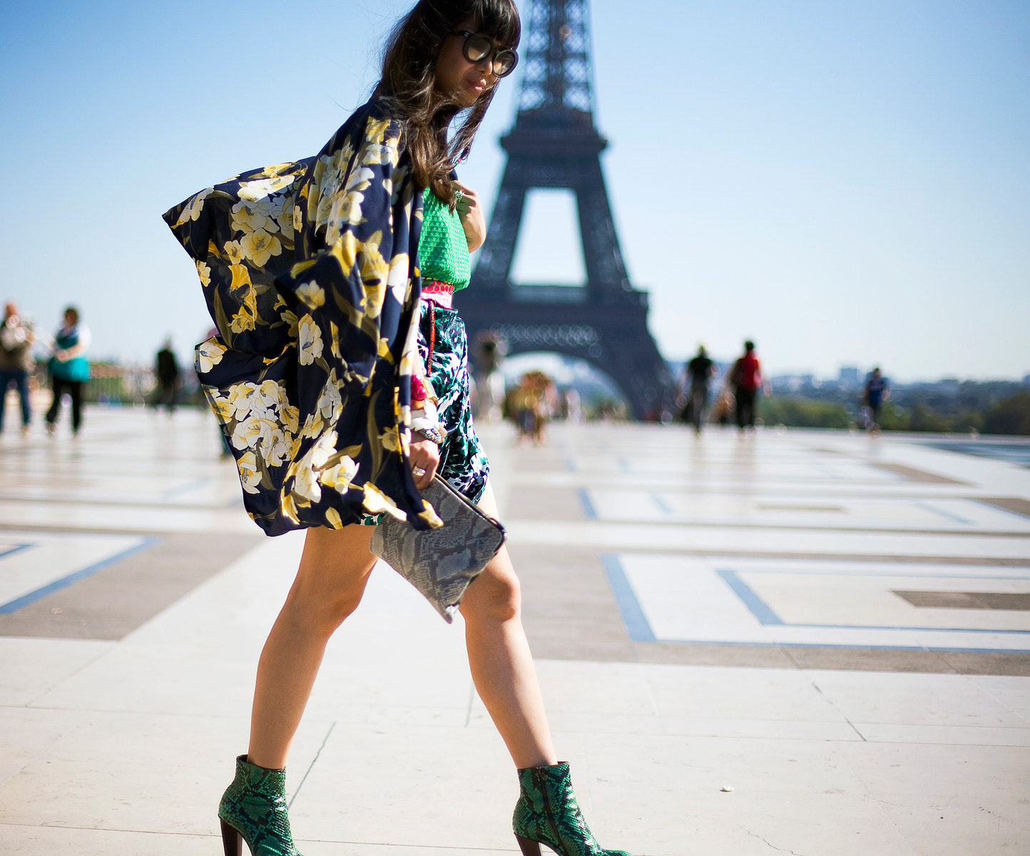 Urbandrops Street Style Paris Fashion Week