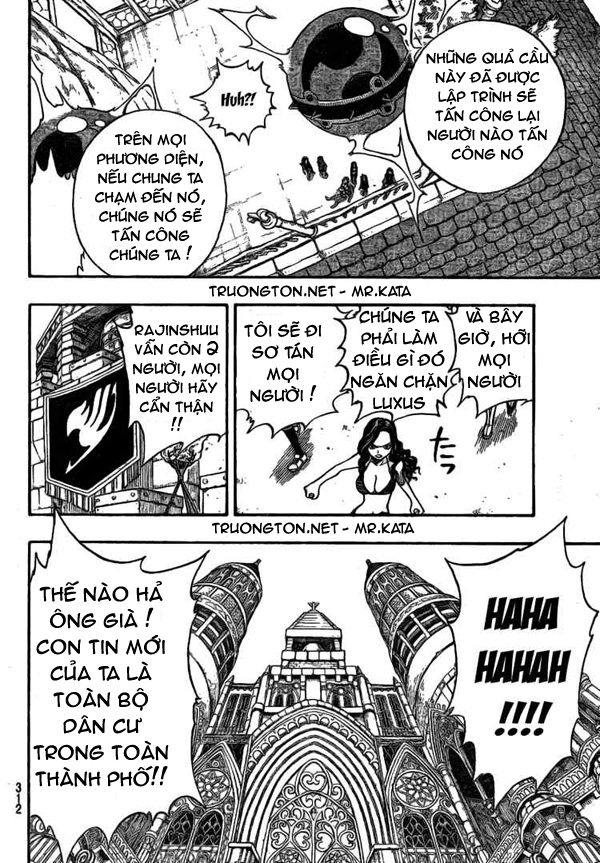 Fairy Tail chap 113 page 15 - IZTruyenTranh.com