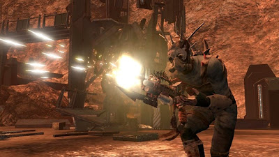 red faction guerilla marauder, resigned gamer